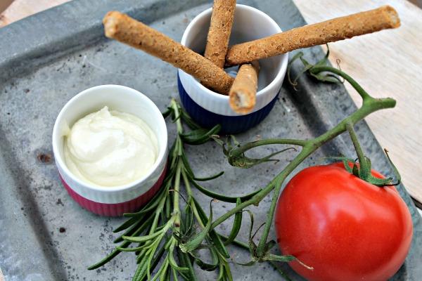 hjemmelavet dippers med ost